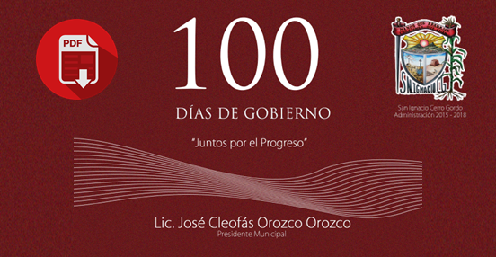 Informe 100 Días de Gobierno