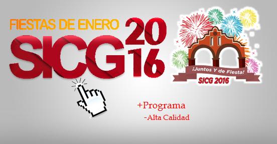 Programa Fiestas de Enero 2016