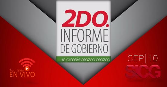 Informe de Gobierno-Septiembre 10