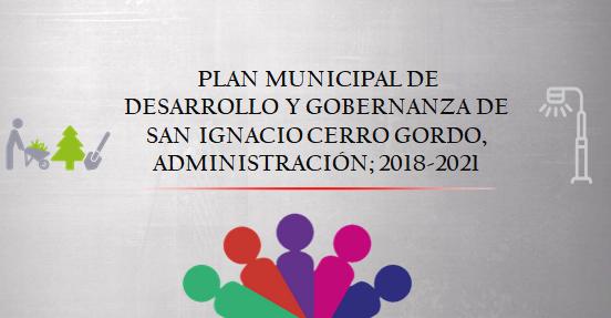 Plan de Desarrollo Municipal y Gobernanza